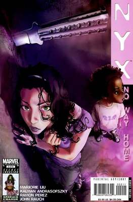 NYX No Way Home (Comic Book) #2