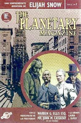 Planetary vol. 2 (2004-2005) (Grapa, 24 pp) #1
