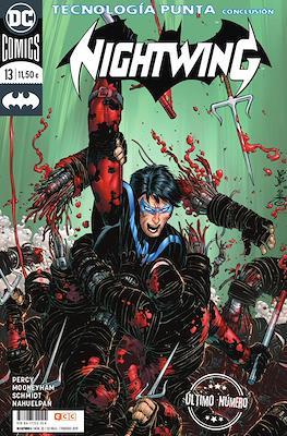 Nightwing. Renacimiento (Rústica) #13