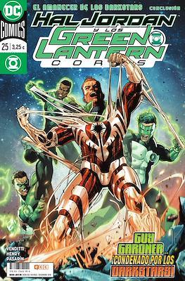 Green Lantern. Nuevo Universo DC / Hal Jordan y los Green Lantern Corps. Renacimiento (Grapa) #80/25