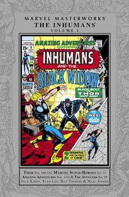 Marvel Masterworks: Inhumans (Hardcover) #1