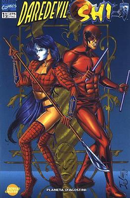 Daredevil / Shi. Línea Crossover (Grapa 32 pp) #1