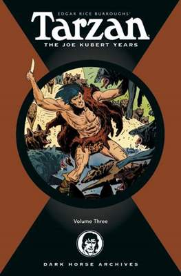 Tarzan - The Joe Kubert years (Cartoné con sobrecubiertas) #3