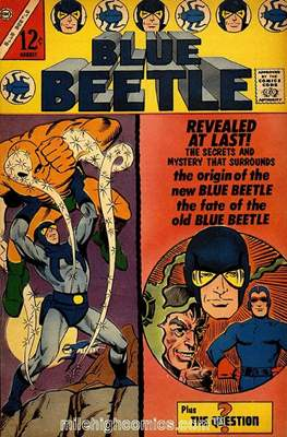 Blue Beetle Vol. 1 #2
