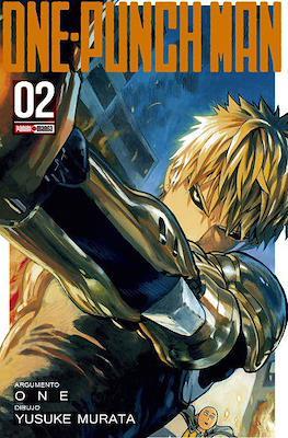 One-Punch Man (Rústica con solapas/sobrecubierta) #2