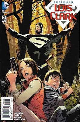 Superman: Lois & Clark (2015-2016) (Saddle-stitched) #2