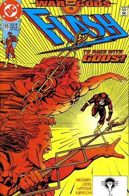 The Flash Vol. 2 (1987-2006) (Comic Book) #55