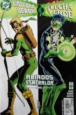 Linterna Verde / Flecha Verde: Aliados Esmeralda (Grapa) #4
