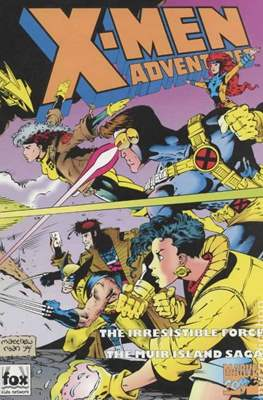 X-Men Adventures (Softcover 96-88 pages) #3
