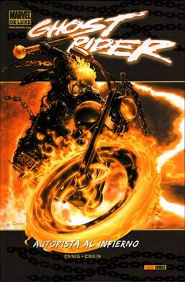 Ghost Rider. Autopista al infierno - Marvel Deluxe