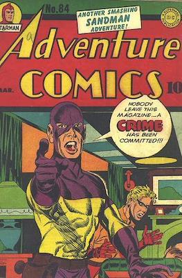 New Comics / New Adventure Comics / Adventure Comics (1935-1983; 2009-2011) (Saddle-Stitched) #84