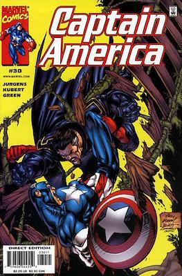 Captain America Vol. 3 (1998-2002) (Comic Book) #30