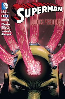 Superman. Nuevo Universo DC / Renacimiento (Grapa) #22