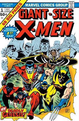 The Uncanny X-Men Omnibus (Hardcover 840-912-968 pp) #1