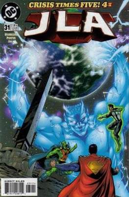 JLA Vol. 1 (1997-2006) (Comic-Book) #31