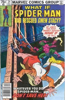 What If (Vol. 1 1977-1984) (Comic-Book) #24