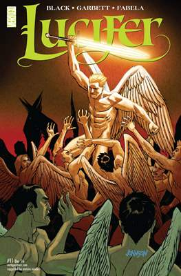 Lucifer Vol 2 (Comic Book) #11
