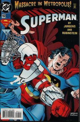 Superman Vol. 2 (1987-2006) (Comic Book) #92