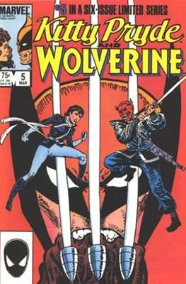 Kitty Pryde and Wolverine Vol 1 (Comic-book) #5