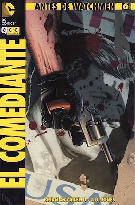 Antes de Watchmen: El Comediante (Grapa) #6