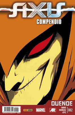 Vengadores y Patrulla-X: Axis - Compendio (2015) #2