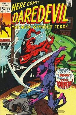 Daredevil Vol. 1 (1964-1998) (Comic Book) #59