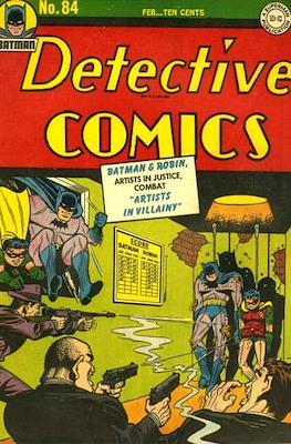 Detective Comics Vol. 1 (1937-2011; 2016-) (Comic Book) #84