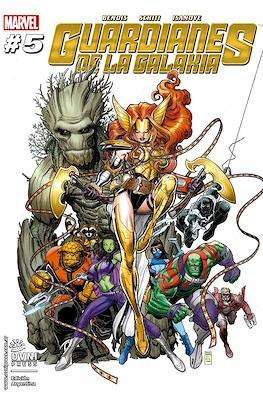Guardianes de la Galaxia Vol. 2 (Rústica) #5