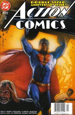 Action Comics Vol. 1 (1938-2011; 2016-) (Comic Book) #800