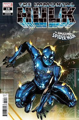 The Immortal Hulk (2018- Variant Cover) (Comic Book) #19.1