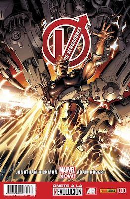 Los Vengadores Vol. 4 (2011-) (Grapa) #30