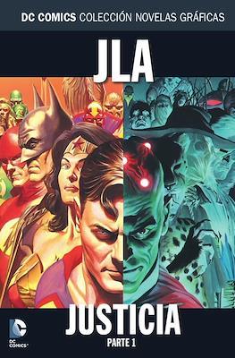 DC Comics Novelas Gráficas (El Mundo-Marca) (Cartoné) #48