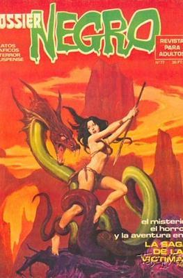 Dossier Negro (Rústica y grapa [1968 - 1988]) #77