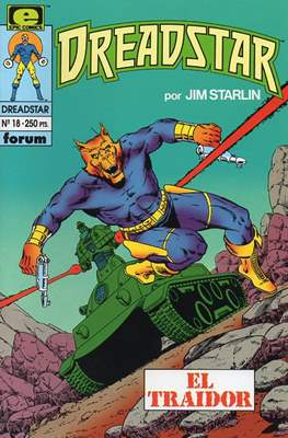 Dreadstar Vol. 2 #18