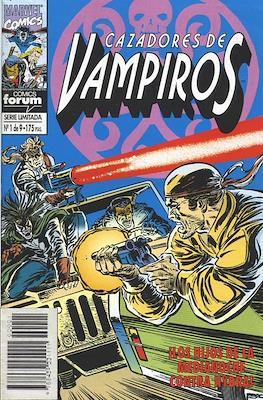 Cazadores de Vampiros #1