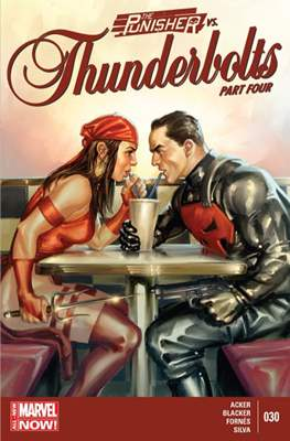 Thunderbolts Vol 2 (Comic Book) #30
