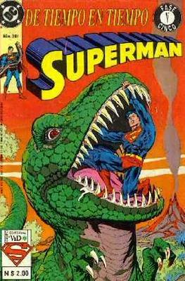 Supermán (1986-2001) (Grapa) #201
