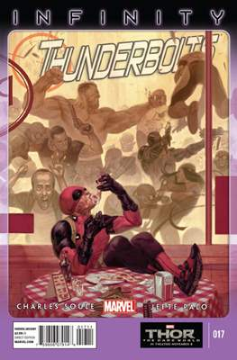 Thunderbolts Vol 2 (Grapa) #17