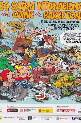Saló Internacional del Còmic de Barcelona / El tebeo del Saló / Guía del Saló (Grapa) #34