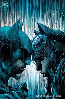 Batman (2017-...Portada variante) (Grapa) #28