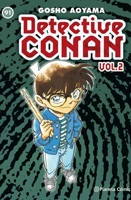 Detective Conan Vol. 2 (Rústica 96-192 pp) #91