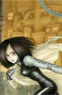 Battle Angel Alita Deluxe Edition (Hardcover) #3