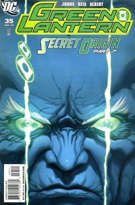 Green Lantern Vol. 4 (2005-2011) (Comic book) #35