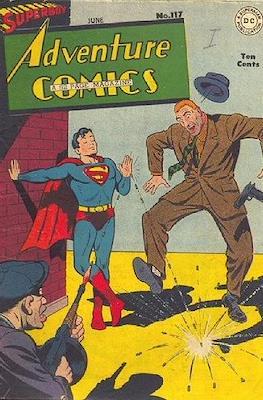 New Comics / New Adventure Comics / Adventure Comics (1935-1983; 2009-2011) (Saddle-Stitched) #117