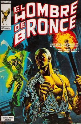 Doc Savage. El hombre de bronce #4