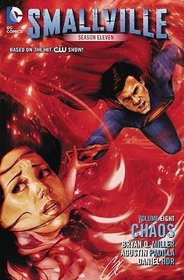 Smallville Season Eleven (Rustica) #8