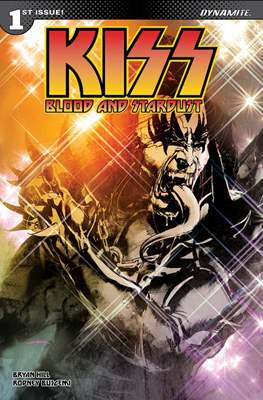 KISS: Blood and Stardust (Comic Book) #1