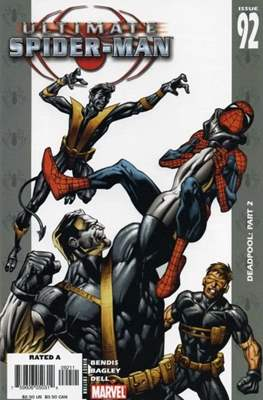 Ultimate Spider-Man (2000-2009; 2011) (Comic-Book) #92