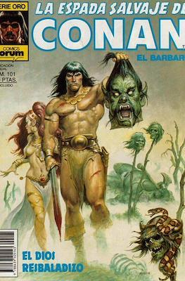 La Espada Salvaje de Conan. Vol 1 (1982-1996) #101