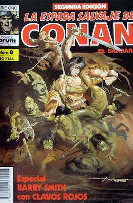 La Espada Salvaje de Conan Vol. 1. 2ª edición (Grapa. 64 páginas) #8